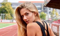 Pasaulē seksīgākā vieglatlēte – 18 gadus vecā skrējēja Alīsija Šmita