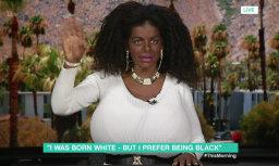 ФОТО: 29-летняя чернокожая модель оказалась 40-летней белой женщиной