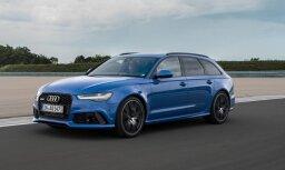 'Audi' no 'RS6' atvadās ar 705 ZS versiju