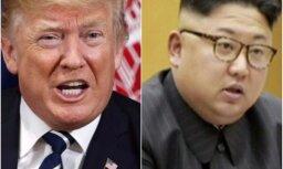 """""""Обмен любезностями"""": Трамп назвал Ким Чен Ына сумасшедшим"""