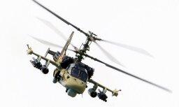 Найден упавший в Балтийское море российский вертолет