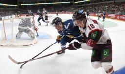Сборная Латвии крупно проиграла финнам и вновь ничего не забросила