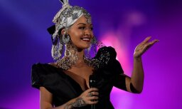 Всемирно известная поп-дива Рита Ора этим летом посетит Латвию