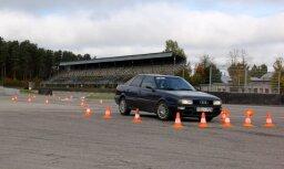 CSDD izsludina jaunus bezmaksas drošas braukšanas apmācības laikus