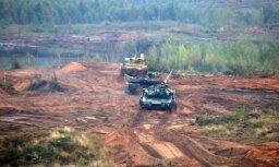 Bergmanis: Krievijas militārās vienības pēc mācībām 'Zapad 2017' pilnībā pametušas Baltkrieviju