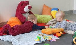 Laimīga un zinoša ģimene – 'Cālis' skolo topošos un jaunos vecākus
