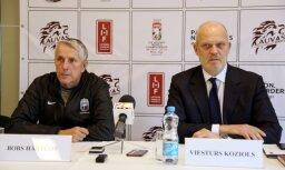 Сборная Латвии отправляется в Германию с задачей выйти в четвертьфинал