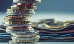 Eurostat: Латвия занимает среднее место в ЕС по бюджетному излишку