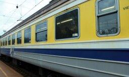 По техническим причинам был закрыт Центральный железнодорожный вокзал в Риге (информация обновлена)