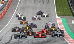 Nākamās F-1 sezonas kalendārā apstiprināts 21 posms
