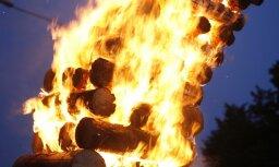 Андрей Мамыкин. Рабочий класс в огне