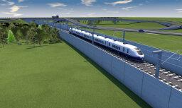 'Rail Baltica' biznesa plānu par vairākiem simtiem tūkstošu izstrādās Vācijas uzņēmums