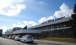 В Рижском аэропорту обслужено на 19% больше пассажиров, чем годом ранее