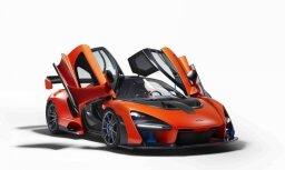 'McLaren Senna': F-1 leģendai veltīts 800 ZS superauto
