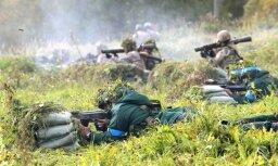Бергманис отчитался перед США об увеличении Латвией расходов на оборону
