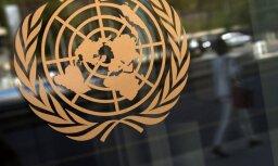 Украина в ООН призвала ужесточить санкции за выборы президента РФ в Крыму