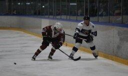 Nosaukts Latvijas klubu hokeja izlases sastāvs Baltijas Izaicinājuma kausa pirmajam posmam