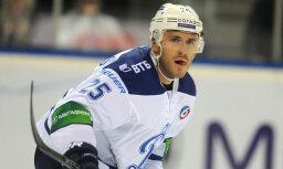 Maskavas 'Dinamo' parakstījusi līgumu ar Karsumu un vēl 26 hokejistiem