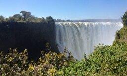 Nauda jāved ar piekabi un prezidents ir 'eņģelis' – ceļotājs no Latvijas iepazīst Zimbabvi
