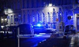 Sinagoga Zviedrijā apmētāta ar degošiem priekšmetiem