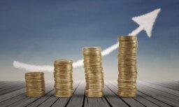 Eirozonas ekonomiskā pārliecība novembrī sasniegusi 17 gados augstāko līmeni