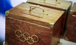 SOK gatava maksāt gandrīz miljardu dolāru 2026. gada olimpisko spēļu rīkotājiem