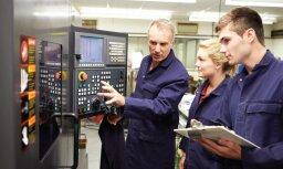 Profesionālās izglītības attīstība, sekojot mūsdienu ražošanas izaicinājumiem metālapstrādē un elektrosektorā