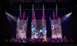 """Vivaldianno cо своей невероятной 3d-иллюзией на музыку Bивальди """"город зеркал"""" выступит в Pиге"""