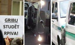28 марта. Закрытие Академии педагогики, кошмар на улице Uber, убийство семьи в Литве