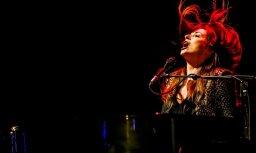 Latvijā ar diviem koncertiem uzstāsies dziesminiece Džudita Ouena