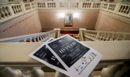 Maskavā baleta 'Nurejevs' pirmizrādē mākslinieki aicina atbrīvot Serebreņņikovu