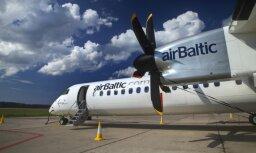 airBaltic и зимой будет совершать рейсы между Ригой и Лиепаей