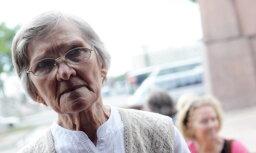 Латышскую диссидентку Доронину-Ласмане выдвинули на Нобелевскую премию мира