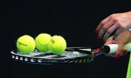 Tenisists Lazdiņš izcīna uzvaru Ugandā notiekošā 'Futures' turnīra dubultspēļu pirmajā kārtā