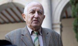 Miris spāņu rakstnieks Huans Goitisolo
