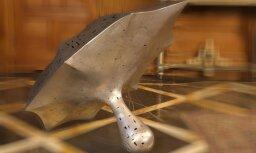 Foto: 'Purvīša balvas' desmitgadi atklāj Gļeba Panteļejeva izstāde