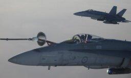 Австралия приостановила авиаудары по Сирии после заявления России