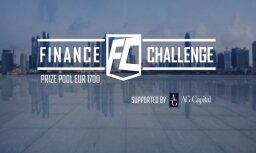 Vēlies izcīnīt balvu 1700 eiro apmērā? Piedalies 'SSE Riga Finance Challenge 2018'