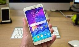 Тест Tchk.lv: Samsung Galaxy Note 4 – виват, король, виват?