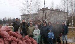 Talcinieki Vīksnas pagastā dižojas ar savu rezultātu