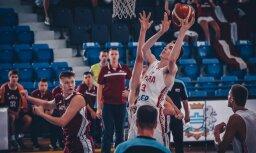 Latvijas U-16 basketbolisti nenotur pārsvaru un EČ ceturtdaļfinālā zaudē Horvātijai