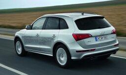 Latvijā 'Audi' par 26% uzlabojis pārdošanas rezultātus
