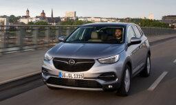 'Opel' apvidnieks 'Grandland X' ieguvis 180 ZS turbomotoru