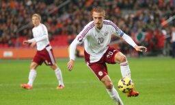 Защитник сборной Латвии разорвал контракт с клубом премьер-лиги
