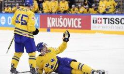 KHL klubi ignorē hokejistu izsaukumus uz izlasi, sašutusi Zviedrijas hokeja vadība