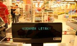 Septembrī patēriņa cenas Latvijā pieaug par 0,5%, gada inflācija – 0,6%