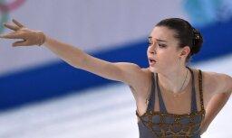 Olimpisko čempioni daiļslidošanā nomoka depresija