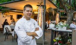 Новый ресторан для всей семьи в зеленом оазисе Межапарка