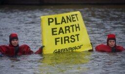 Greenpeace жестко критикует Меркель за торможение политики ЕС по климату