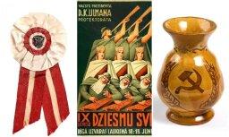 Atradumi izstādē 'Latvijas gadsimts'. Latviešu Dziesmu svētki cauri laikiem